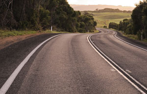 Local workers help deliver Newell Highway overtaking lane