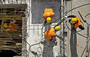 Retail investment drives surge in construction
