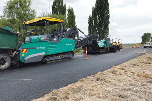 Patches Asphalt has seen significant growth in the past few years – an increase that comes down to its high quality service and the technical abilities of its Wirtgen-heavy fleet of machinery.