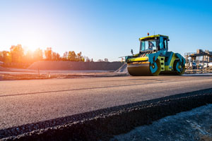 First SA road built with plastic bags and glass