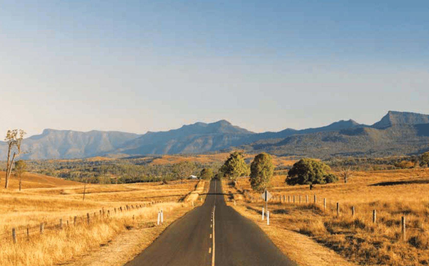 $112 million for Queensland roads