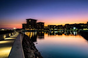 Heat reflective road surface to be installed in Darwin CBD
