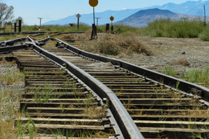 Rail sleeper replacement program supports local workers