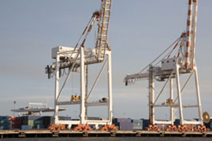 Port of Brisbane welcomes potential shift from road to rail