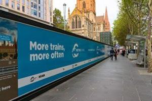 Victorian Premier announces schedule for public transport works
