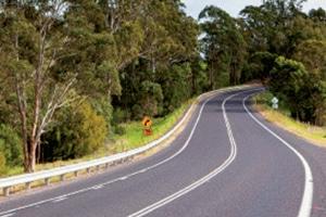 Bruce Highway Safety Upgrades begin