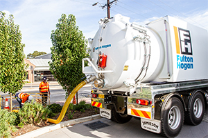 All-purpose Vac Truck released by Jamieson