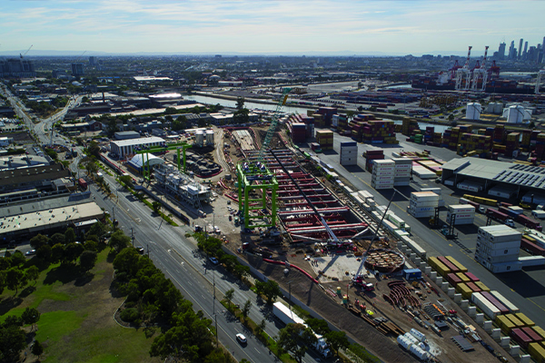 $10M West Gate Tunnel grants program announced