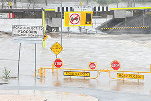 Flood road warning system expanded in Queensland