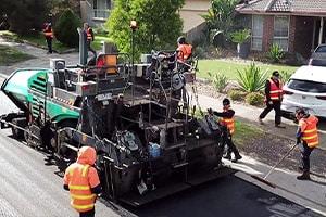 City of Parramatta trials Reconophalt roads