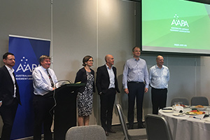 On the road to a circular economy with AAPA