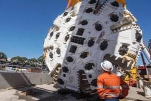 Tender process begins for 50km of metro railway tunnels in Sydney