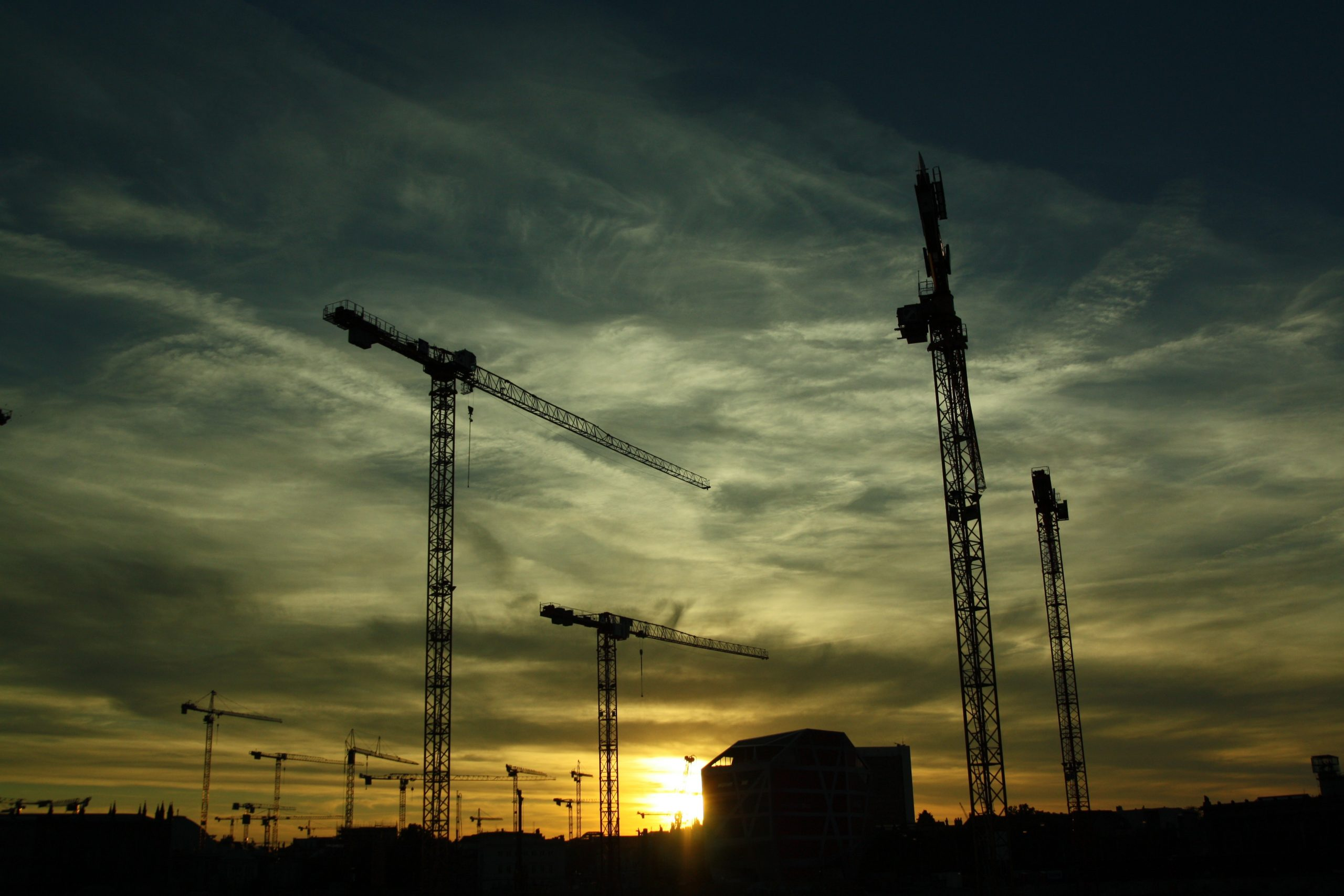 Global construction industry set for growth in 2021, GlobalData says