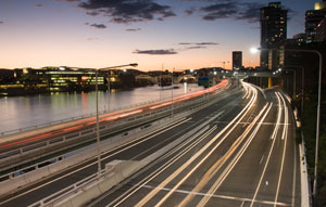 Recycled concrete used on $391M NSW M1 upgrade