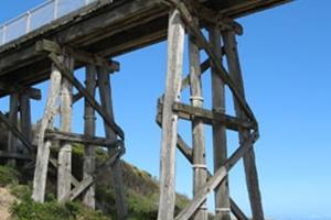 Works begin on $18M Three Moon Creek Bridge replacement