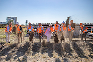 Contractors break ground as Inland Rail construction begins next stage