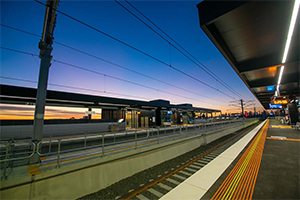 New train stations open in VIC's north following level crossing removals
