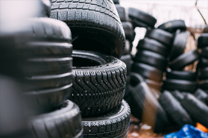 Six Tasmanian councils to use crumb rubber asphalt in a first for the state