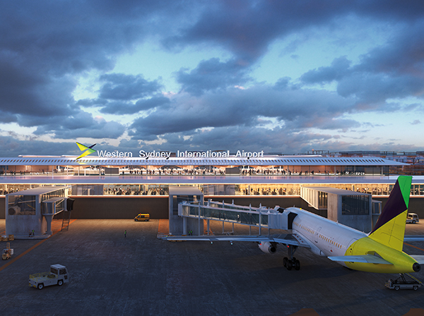 Multiplex selected to deliver Western Sydney Airport terminal