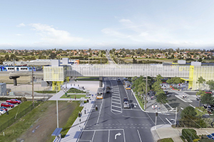 Hallam Road $248M level crossing removal contract awarded to alliance