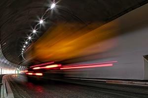 Crews hit halfway mark on Rozelle Interchange tunnelling