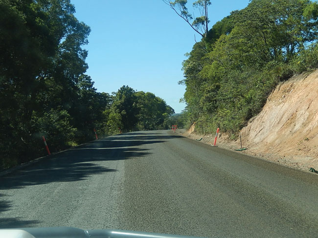 Kennedy Highway's $37.5 million safety upgrades on track
