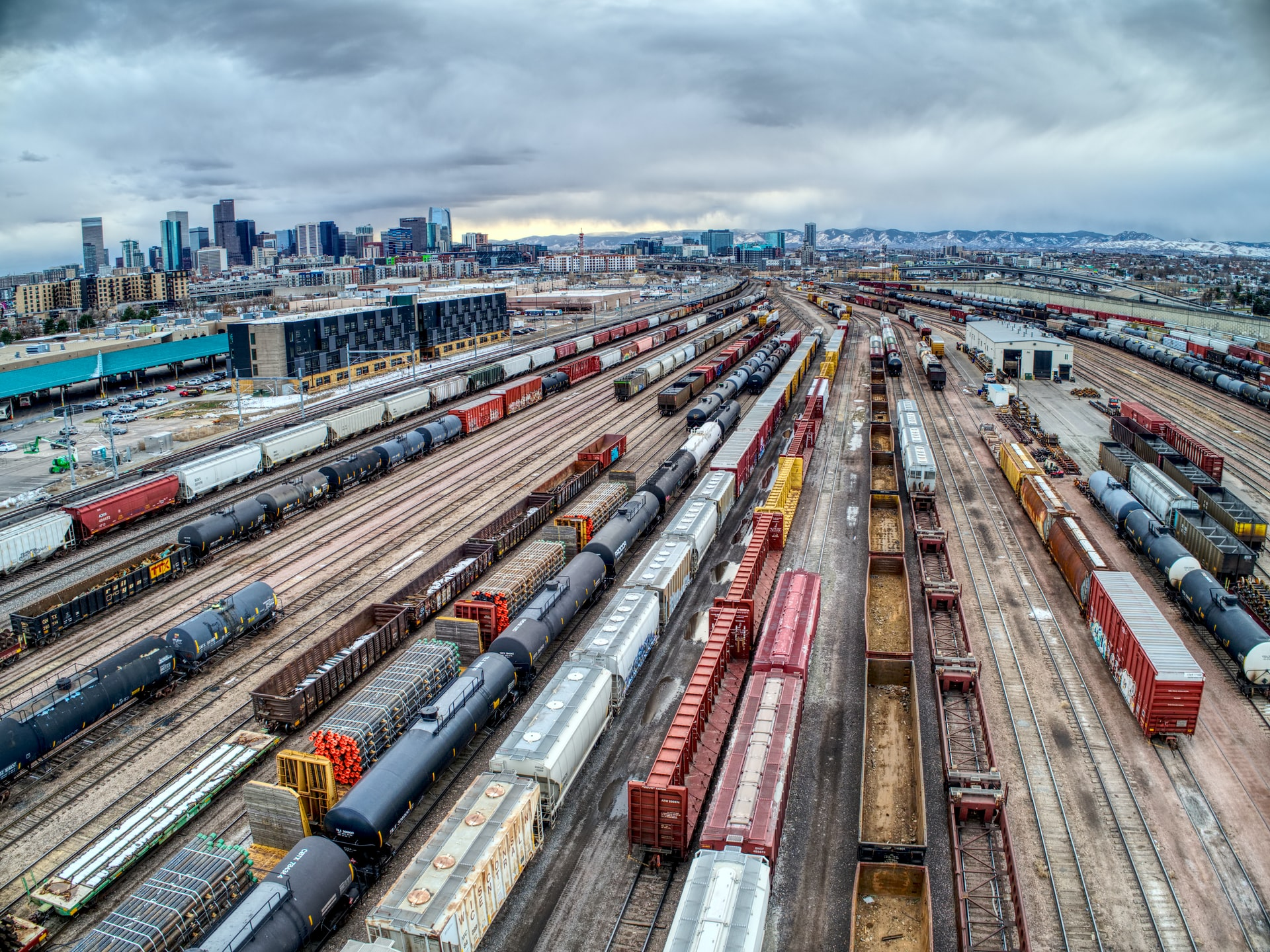 Freight data hub established by federal government