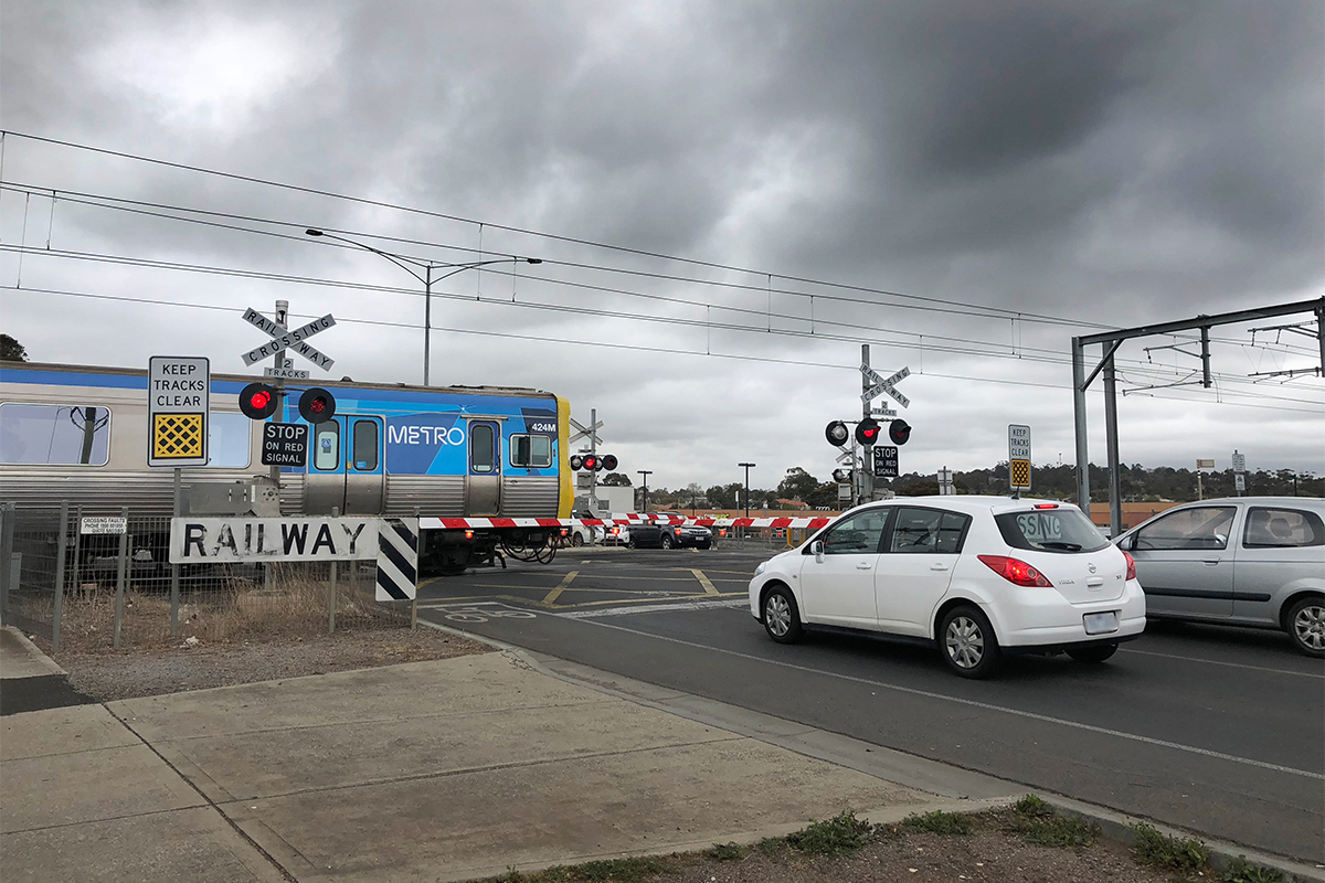 Sunbury level crossing project to start ahead of schedule