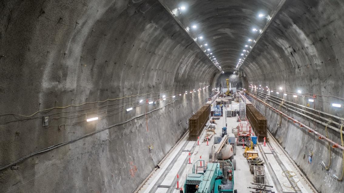 Melbourne Metro Tunnel reaches 30 million hours milestone
