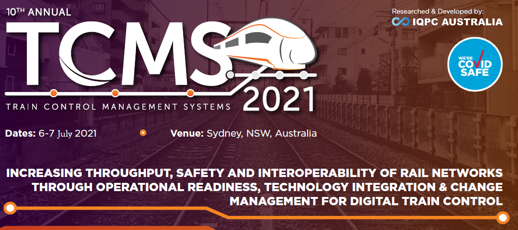 Train Control Management Systems Summit 2021