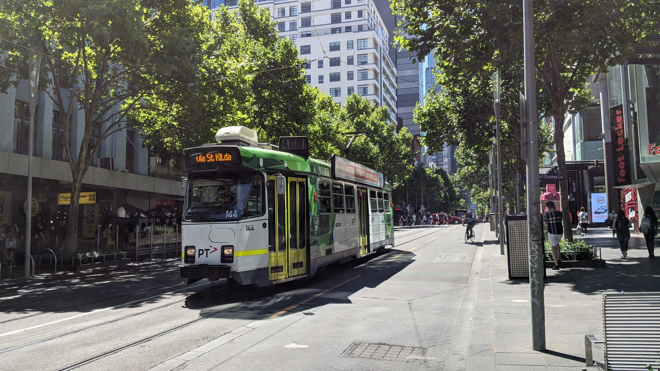 Melbourne tram commuters to see station upgrades, new ride app