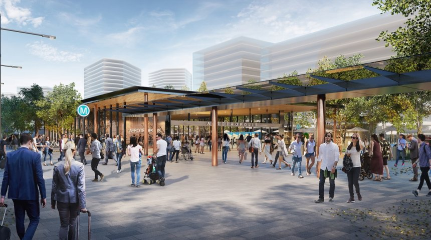Western Sydney Airport Metro receives planning approval
