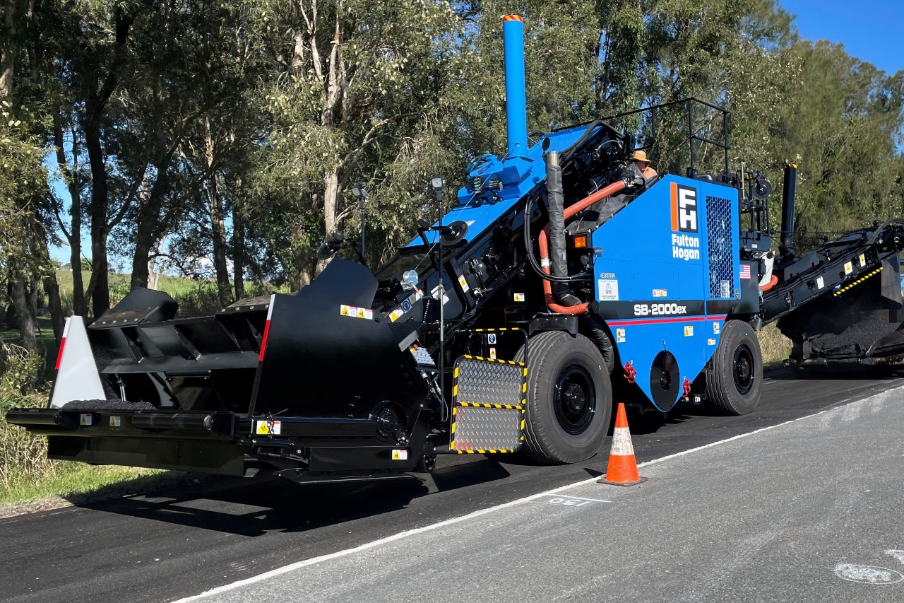 Astec's Shuttle Buggy leads the way