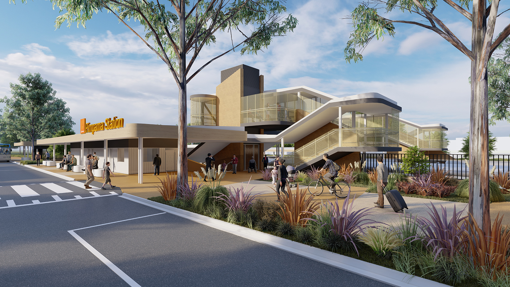 Early construction works start for Gold Coast's new Pimpama station