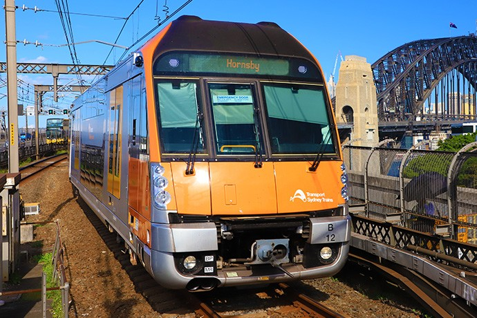 Downer rolls out the last of the Waratah Series 2 passenger trains