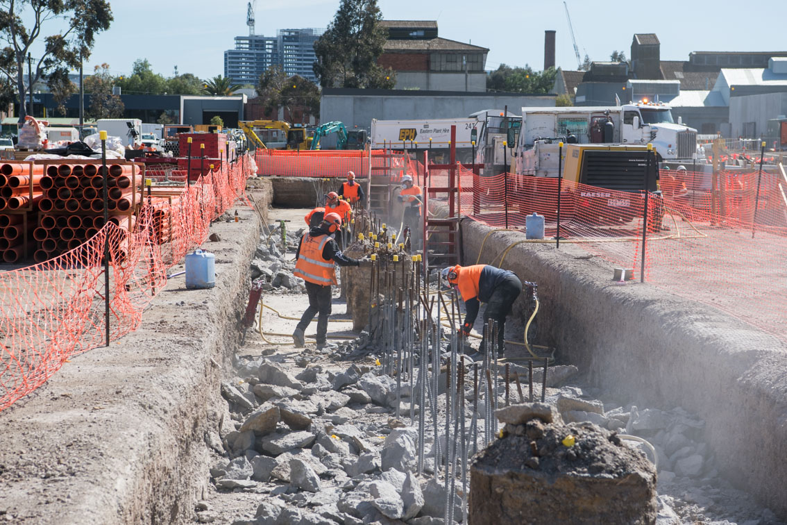 More details on West Gate Tunnel Project soil disposal