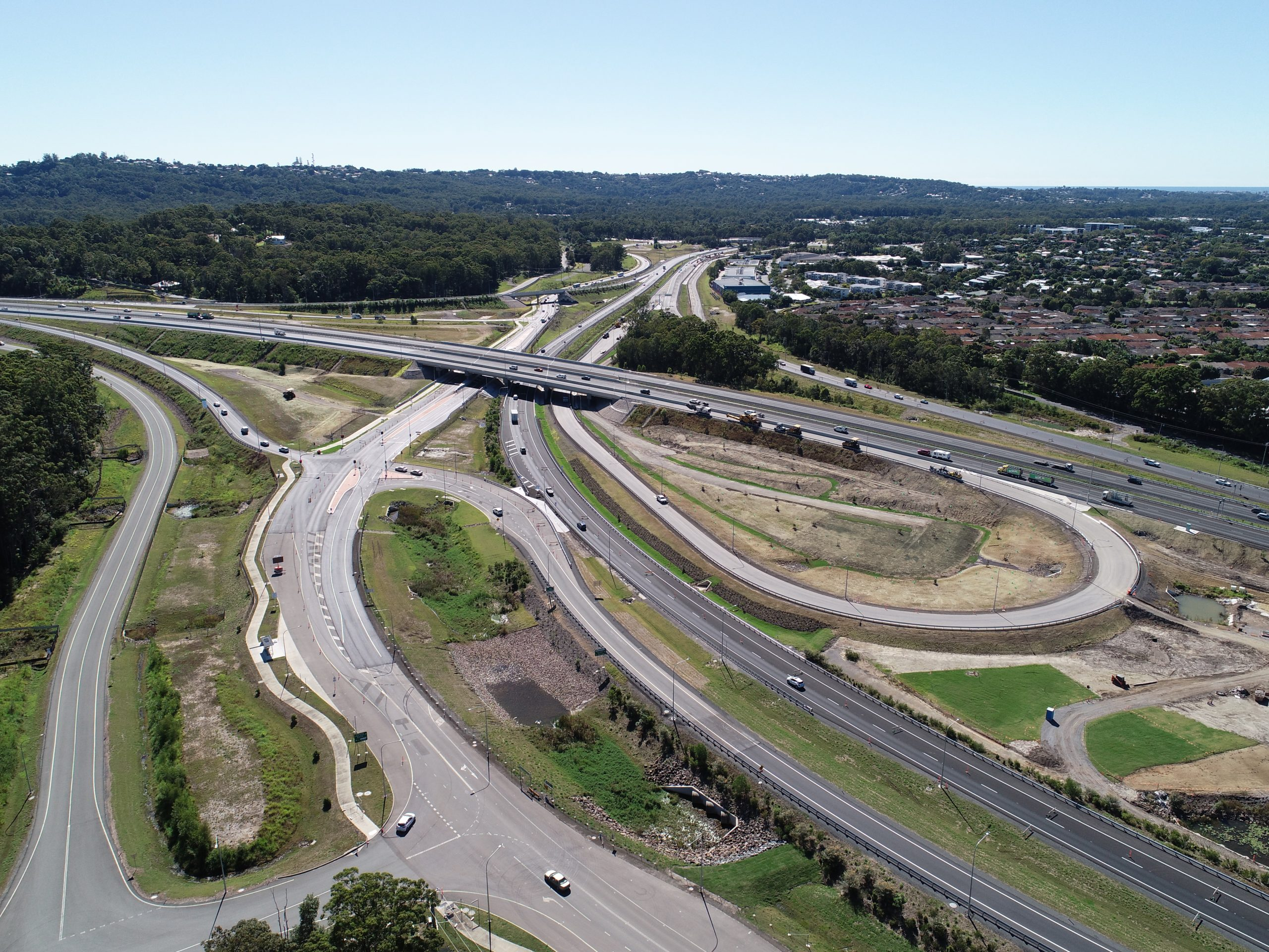 Diverging from the norm: Following the Bruce Highway upgrade