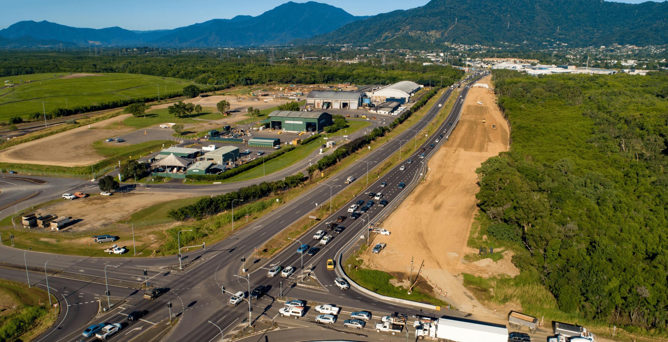 Construction kicks off for Bruce Highway upgrades at Wallaville
