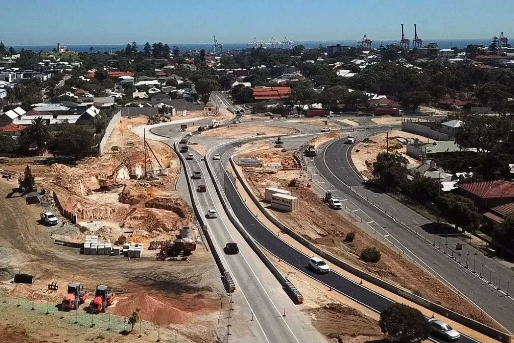 Perth's southern suburb transformations power on