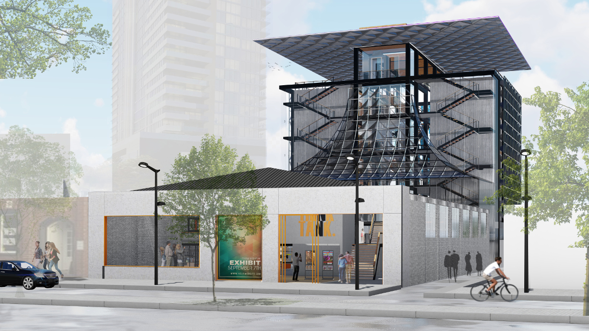 Aussie students challenged to redesign empty commercial spaces