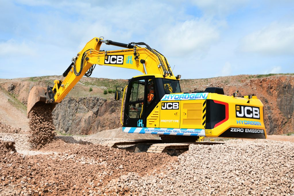 JCB CEA to supply equipment to Australian defence force as part of Project Land 8120