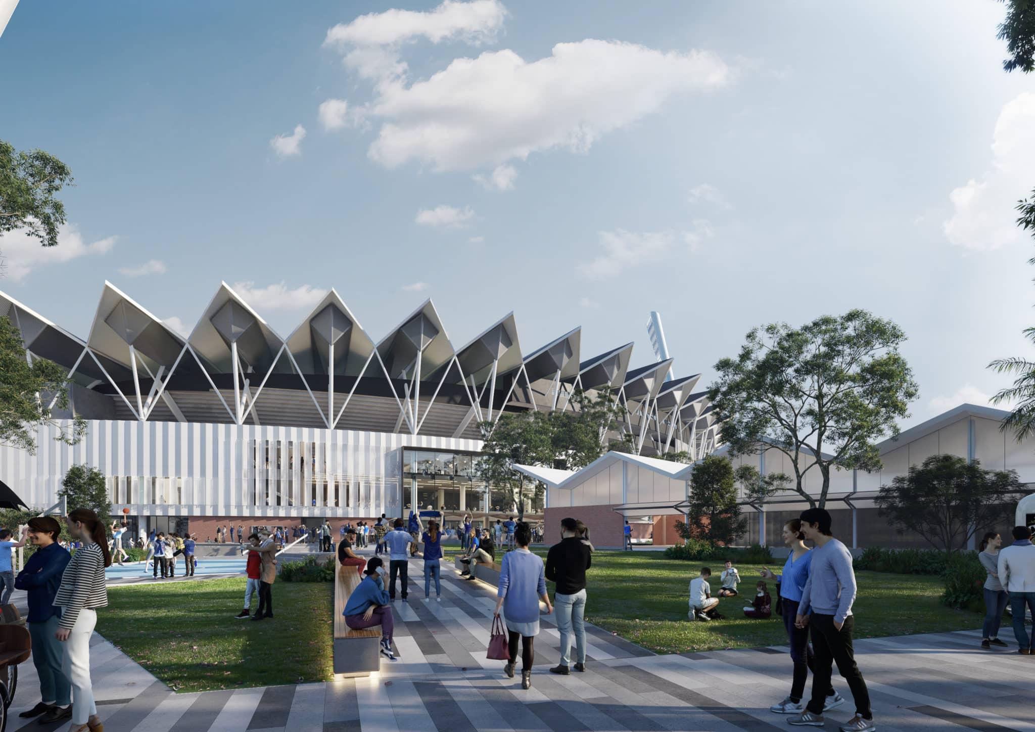 BESIX Watpac awarded contract for Geelong's Kardinia Park Stadium