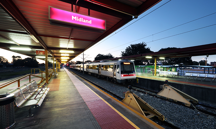 Preferred contractors named for Perth's $165M Midland station project