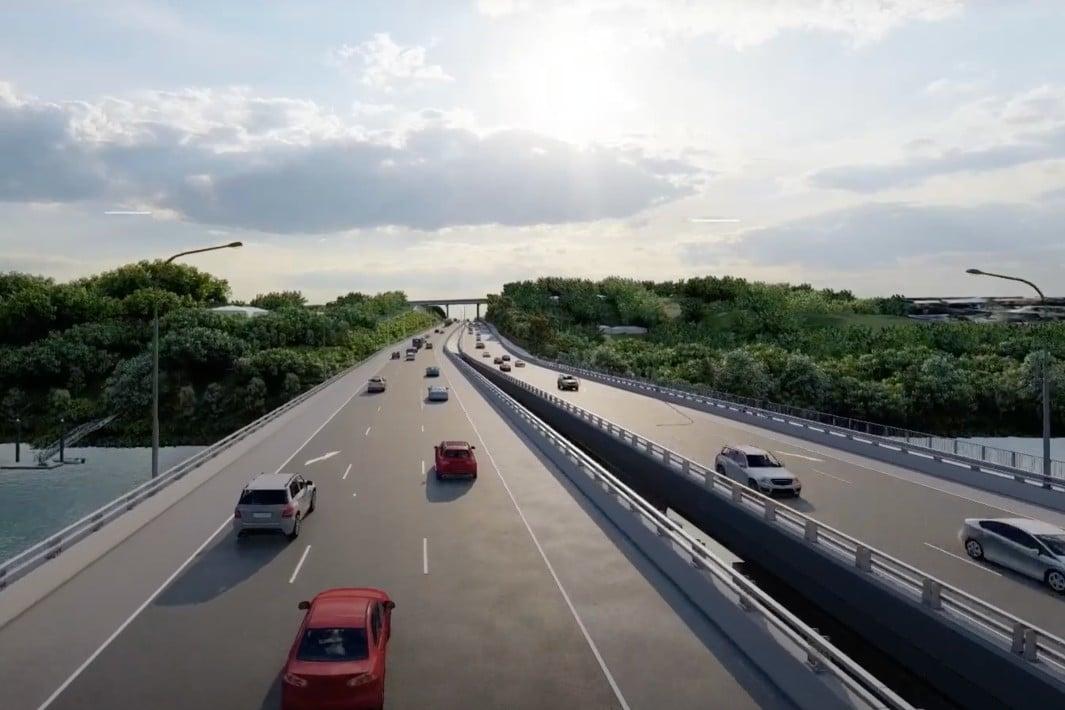 Contractors shortlisted for Brisbane's Centenary Bridge upgrade
