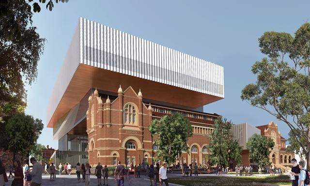 New Museum for WA, SA's Zero Cost Energy Future win top Australian construction award