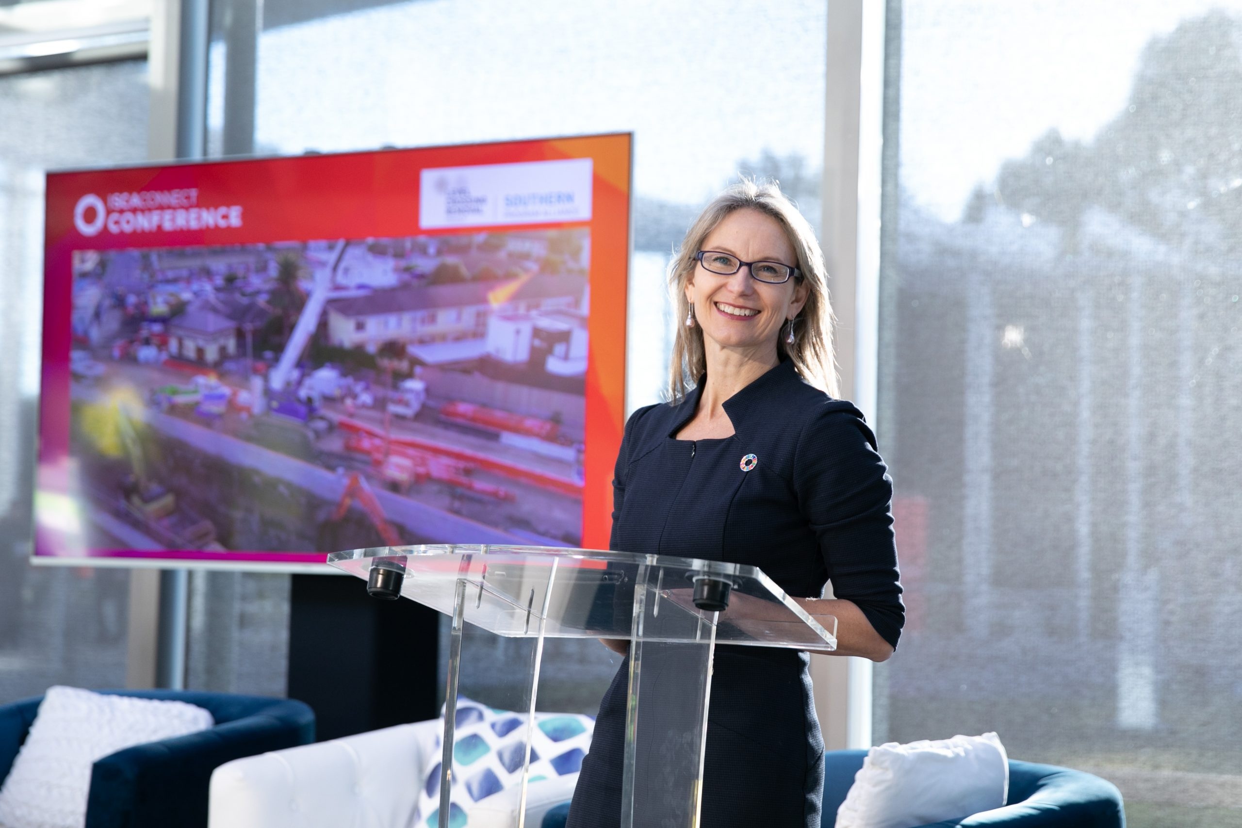 ISCA Connect 2021: Building tomorrow's sustainable infrastructure