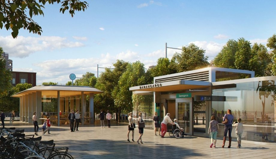 Sydney Metro stations receive top sustainability rating