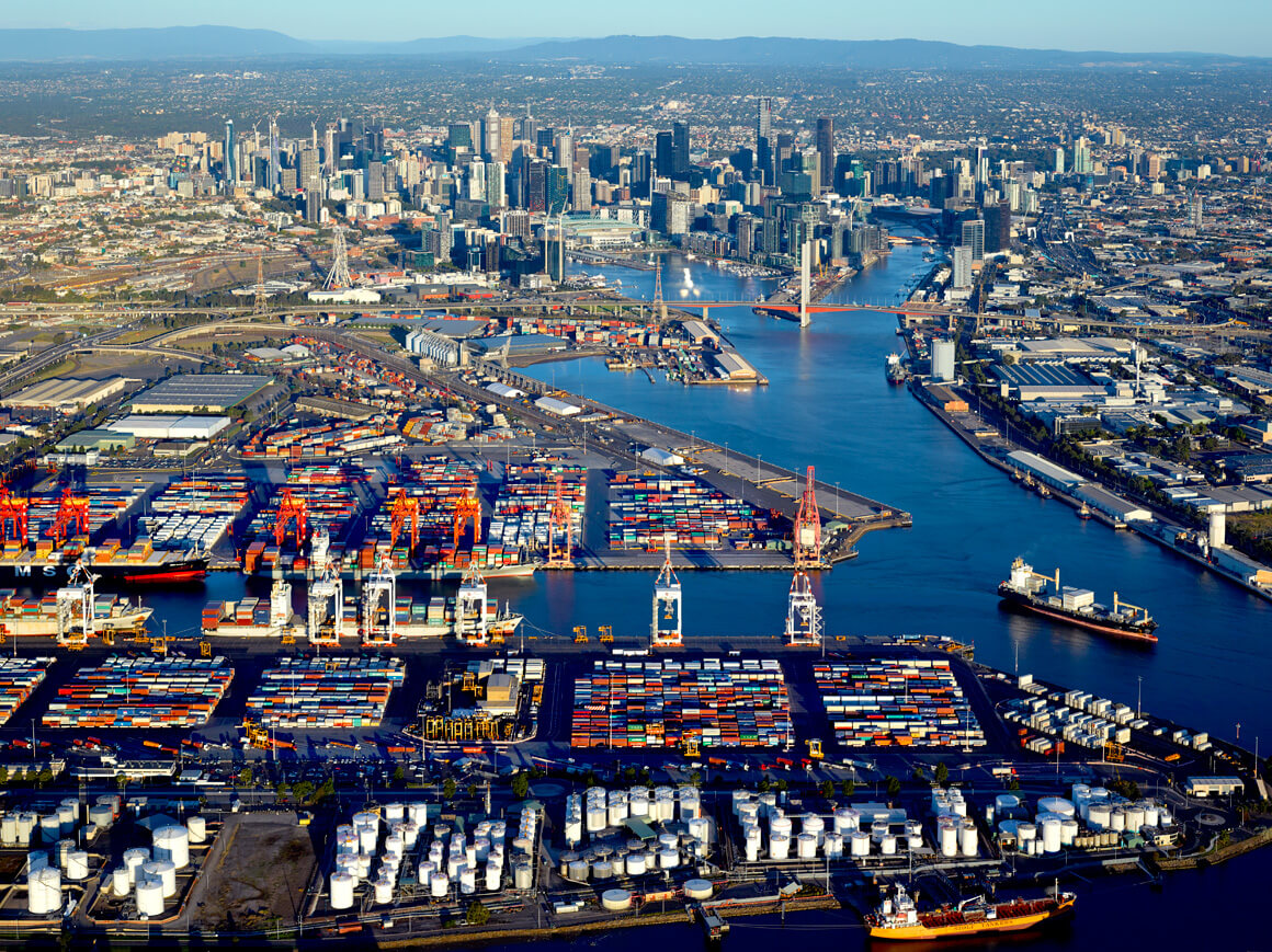 Seymour Whyte awarded Port of Melbourne rail project