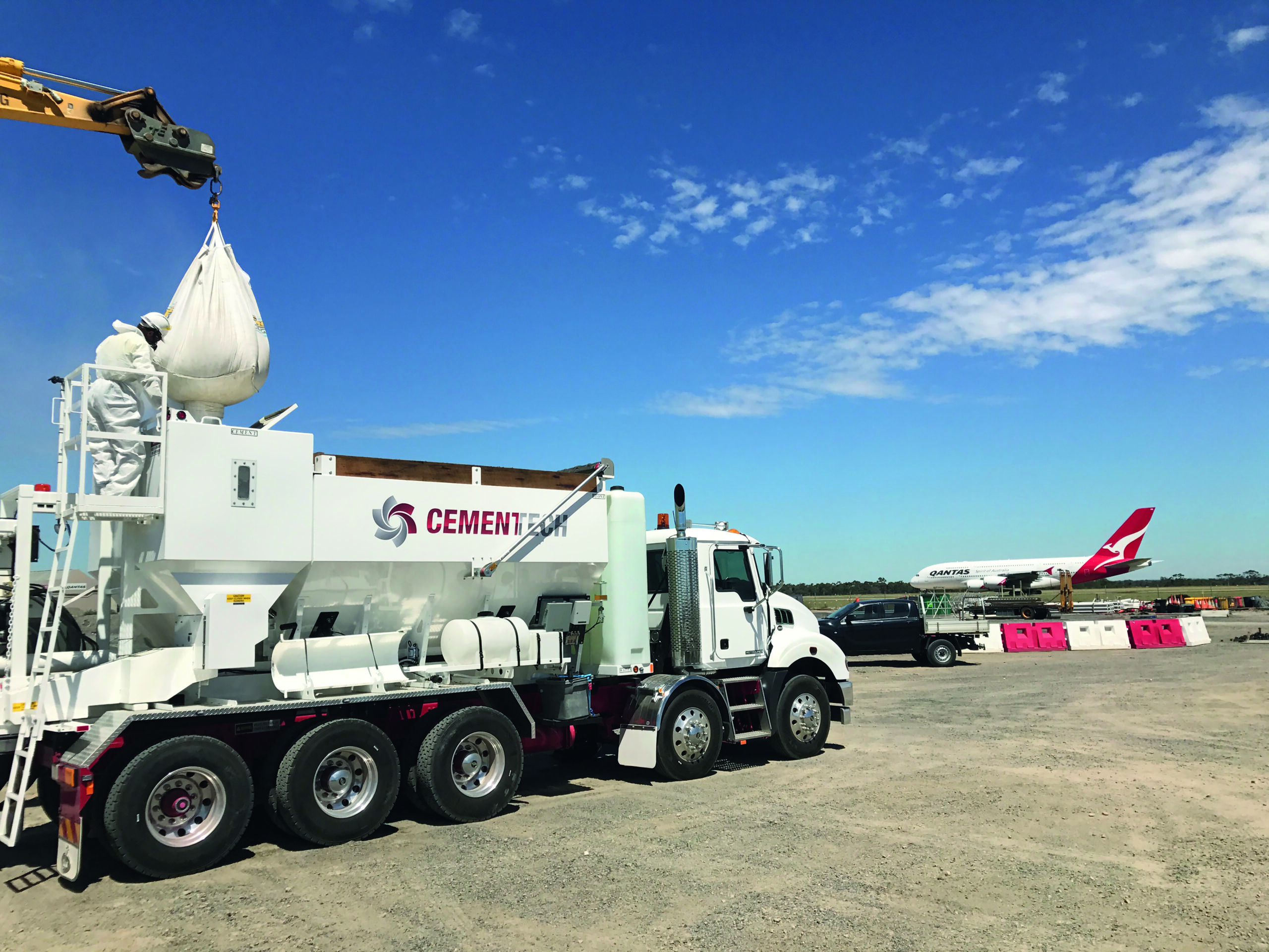 Taking control of the concrete mix with Antec