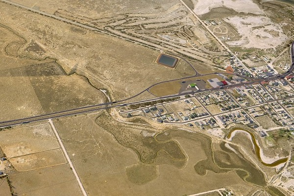 Roads leading to SA's Dublin Saleyards get a facelift
